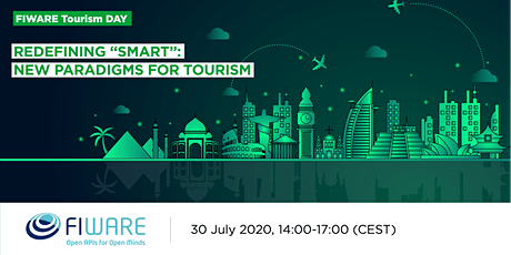 FIWARE Tourism DAY tickets