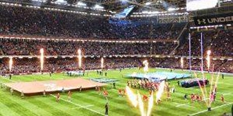 Wales v Ireland Six Nations 2021 Principality Stadium tickets