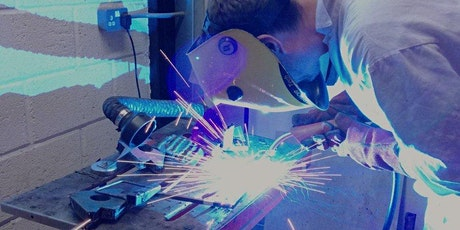 Introductory Welding for Artists (Mon 11 Jan 2021 - Morning) tickets