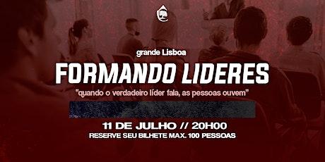 Formando Líderes - Grande Lisboa bilhetes