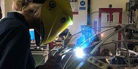 Introductory Welding for Artists (Mon 11 Jan 2021 - Afternoon) tickets