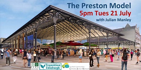 Preston Model: Community Wealth Building: Going Local 5pm-7pm  Tues 21 July tickets