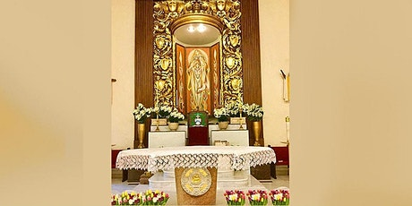 Holy Mass at Cathedral Chapel of St. Vibiana - Sunday 8:00 AM tickets
