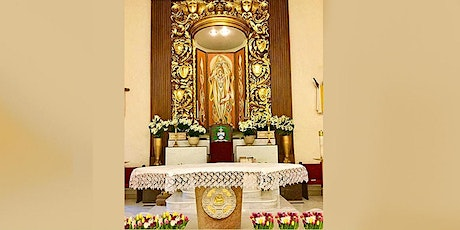 Holy Mass at Cathedral Chapel of St. Vibiana - Sunday 10:00 AM tickets