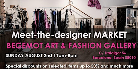 Meet-the-designer MARKET tickets