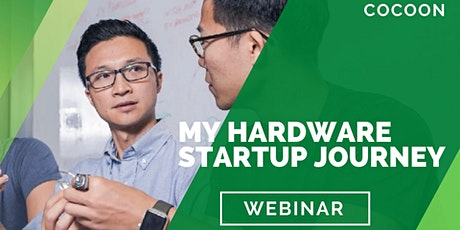 (HKT) 92 Express x Google for startup: My hardware startup journey tickets