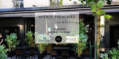 Apéros Frenchies - Paris - International Afterwork tickets