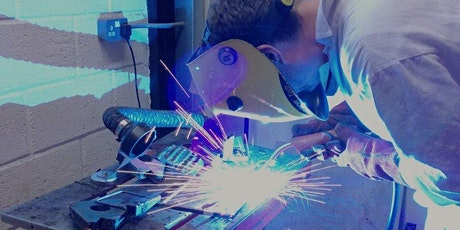 Introductory Welding for Artists (Mon 18 Jan 2021 - Morning) tickets