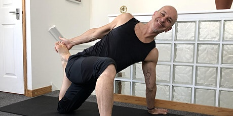 Dynamic yoga practice with Sal tickets