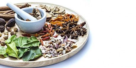 认识中药材功能与食疗促進健康体质 (Understanding Chinese Herbs) tickets