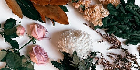 Home Flowers Workshop - Saturday 25th July tickets