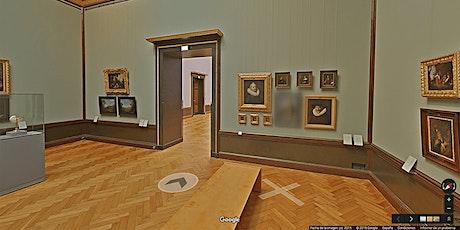 Virtual Journey: Mario Santamaría: Explore the Non-Imaginary Museum! tickets