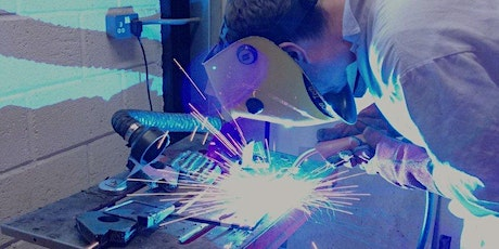 Introductory Welding for Artists (Mon 18 Jan 2021 - Afternoon) tickets