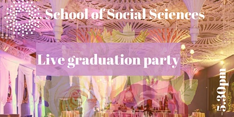 Social Sciences Online Graduation Party tickets
