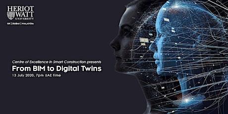CESC: From BIM to Digital Twins biglietti