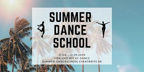 Summer Dance School - Offene Workshops von und mit YC Dance tickets