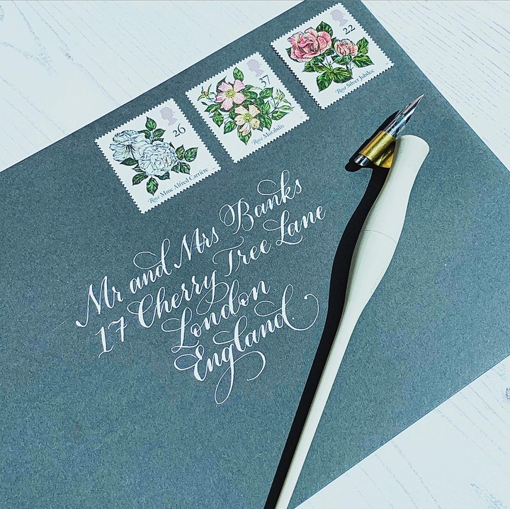 Introduction to Calligraphy image