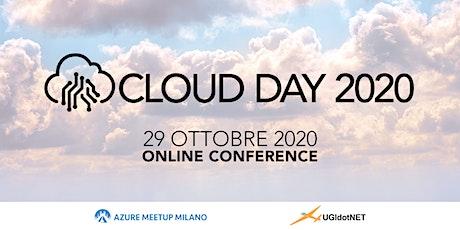 Cloud Day 2020 biglietti