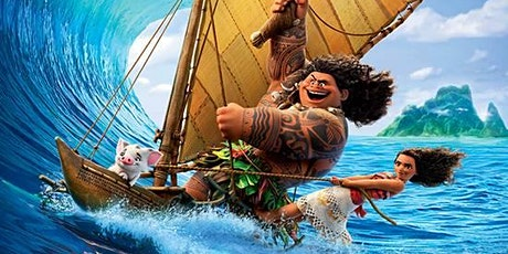 KidsOut and CHUMS Open Air Cinema - Moana (PG) - 24th July 2pm tickets