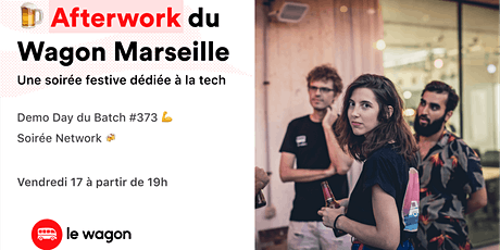 Afterwork du Wagon Marseille billets