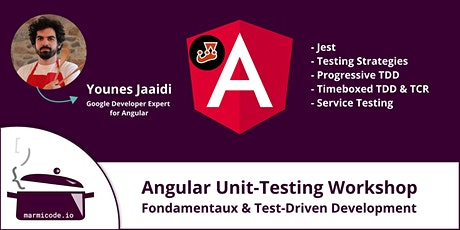 Angular Unit-Testing Workshop - Fondamentaux & TDD [Français] billets