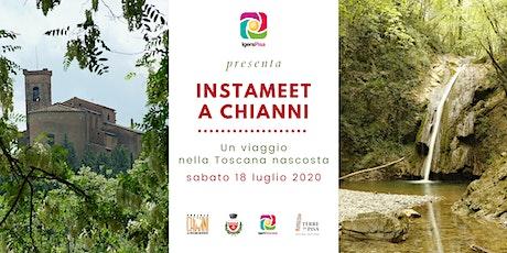 Instameet a Chianni biglietti