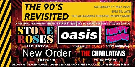 Morecambe calling presents the 90'S revisited tickets