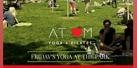 Yoga At Trinity Bellwoods Park tickets