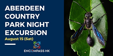 Aberdeen Country Park  Night biodiversity excursion tickets