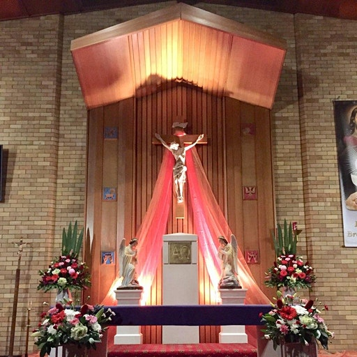 Vietnamnese Mass  Sacred Heart Parish Cabramatta logo