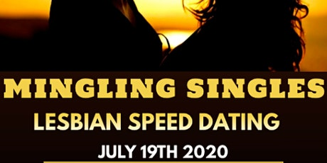 Mingling Singles - Lesbian Speed Dating Event tickets