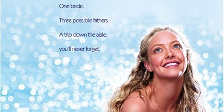 KidsOut and CHUMS Open Air Cinema - Mamma Mia (PG) - 26th July 6.30pm tickets