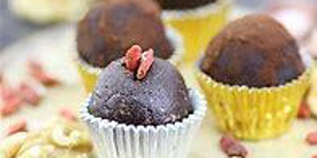 Friendship Bubble Handrolled Truffle Making - With a glass of Prosecco! tickets