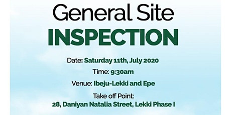 Novarick Homes General Site Inspection tickets