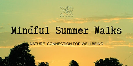 Mindful Summer Walk tickets