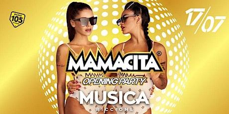 Mamacita Musica Riccione biglietti