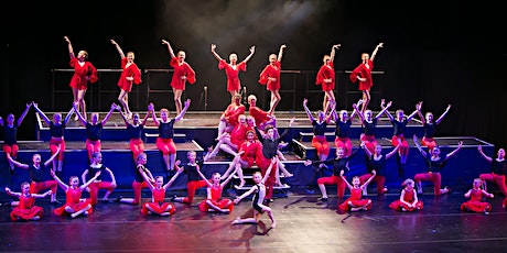 Copy of Senior  Commercial Jazz / Modern Class for 14years and Above tickets