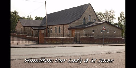 Our Lady and St Anne's Holy Mass  Reservation tickets