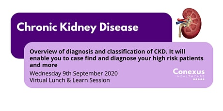 Chronic Kidney Disease tickets