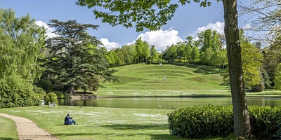 Timed entry to Claremont Landscape Garden (13 July