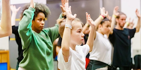 Zomer workshop: Afro by Danimé ( Age 6 - 8 ) tickets