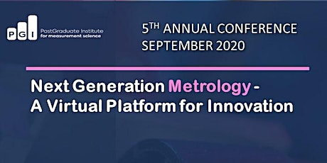 Postgraduate Institute for Measurement Science Conference 2020 tickets