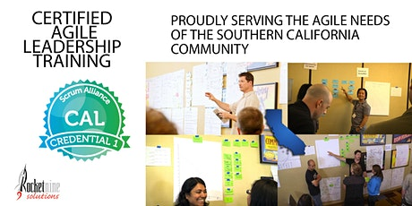 Scott Dunn|Nashville-Online|Agile Leadership Training |CAL I| December2020 tickets