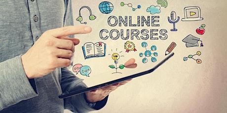 Faire cours à partir d'un cours OL (online) sur Moodle (1/2) tickets