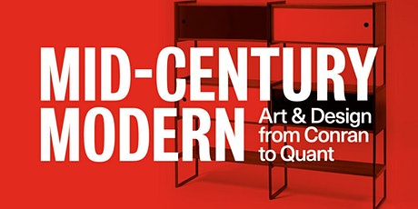 Mid-Century Modern: July & August Tickets tickets