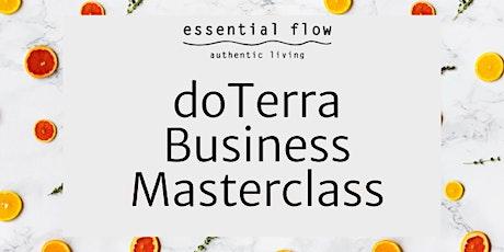 doTERRA Business Masterclass tickets