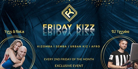 Friday Kizz Exclusive Workshop & Practice Night Tickets