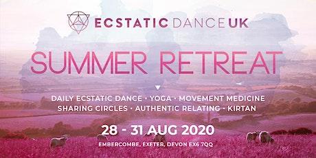 Ecstatic Dance UK • Summer Retreat tickets