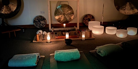 Online Gong Bath Meditation tickets