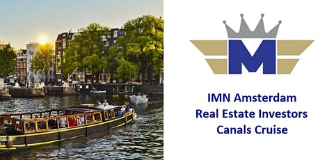 Amsterdam Canals Cruise for Real Estate Investors tickets